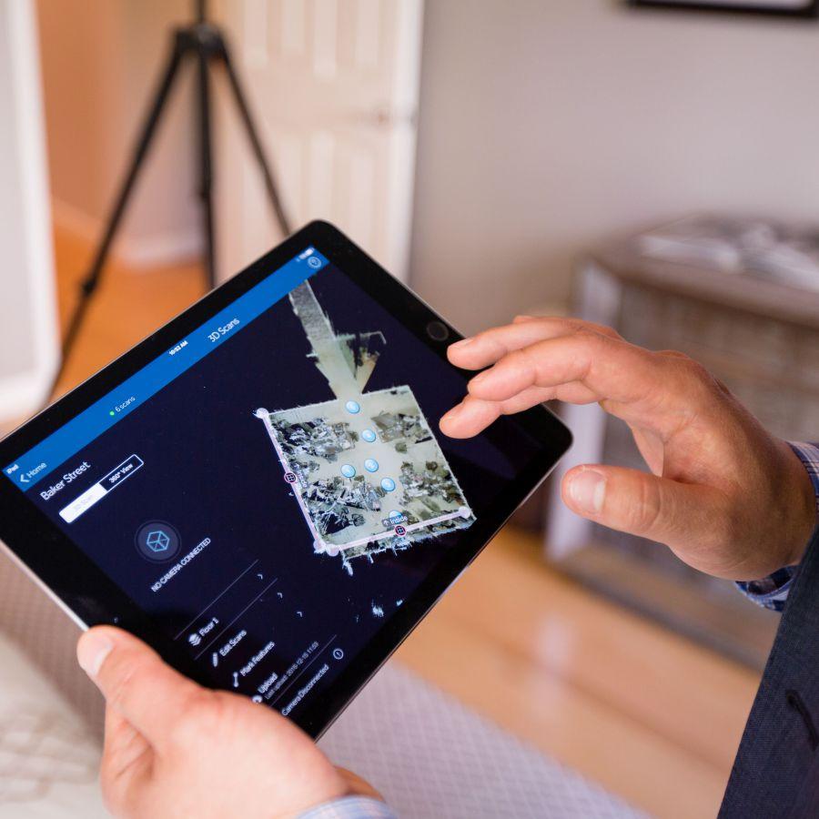 tablet-tour-virtual-matteport