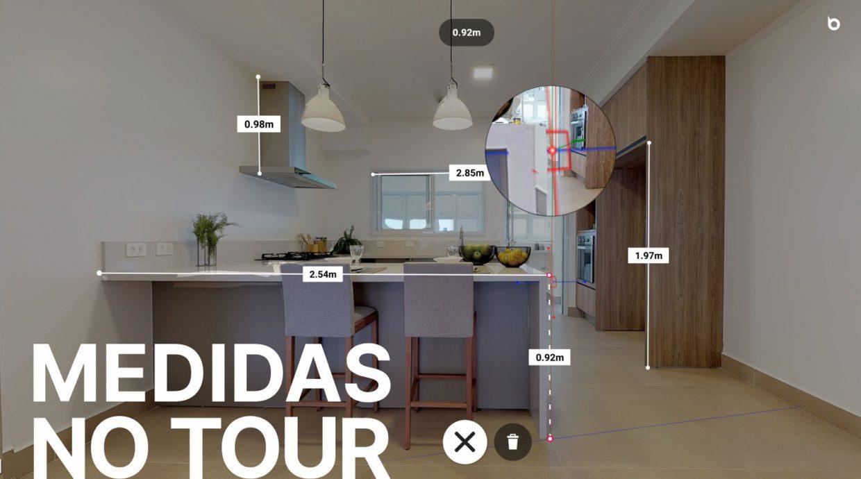 medidas tour virtual