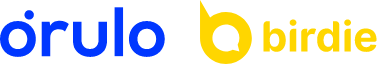 Logos Órulo e Birdie